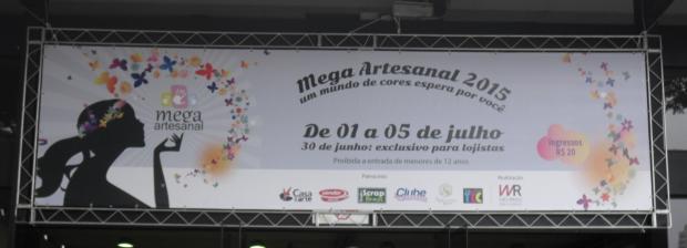 Mega Artesanal - entrada