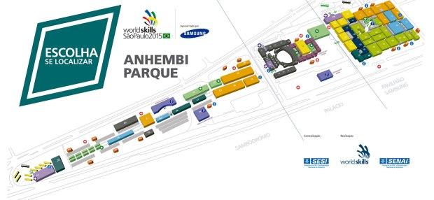 anhembiparque_mapa