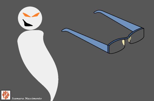 Fantasma do óculos